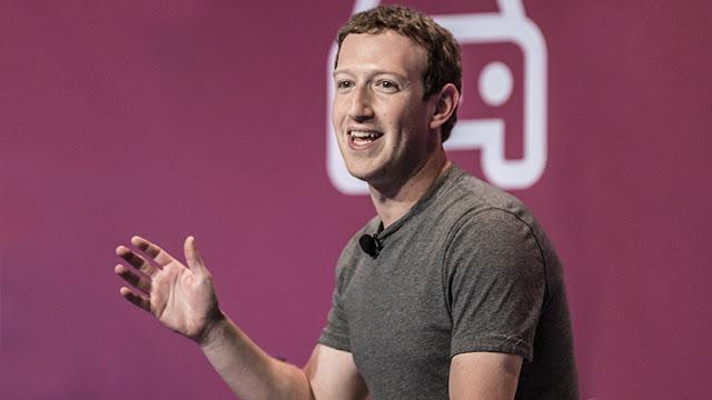 """Zuckerberg, ¿eres reptiliano?"": Crece la conspiración que empezó de un lapsus"