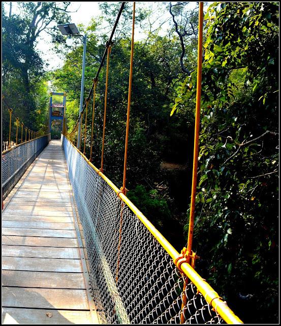 Nisargadhama Bridge