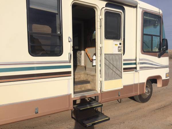 Used RVs 1998 Rexhall Rolls Air Motorhome For Sale For Sale