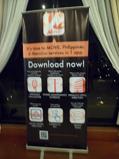 MERALCO INTRODUCES 'MOVE' APP SUITE