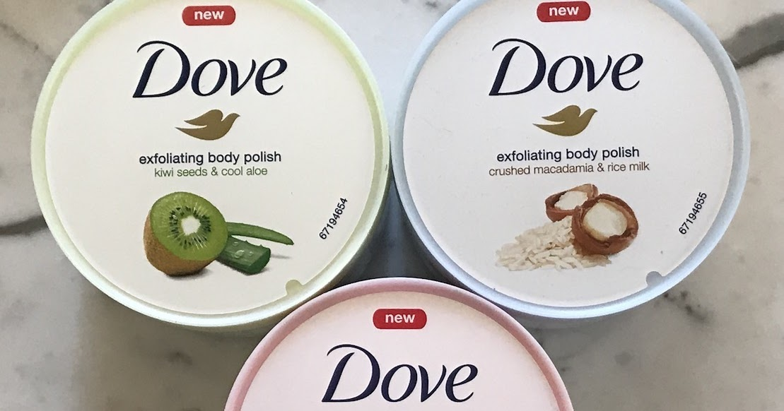 Lola S Secret Beauty Blog New Dove Exfoliating Body Polish For Summer Ready Skin Review
