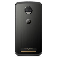 Motorola Moto Z2 Force Edition (rear)
