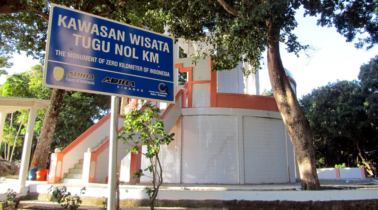 cewek cantik dan manis tugu tulisan Mengenal Indonesia Melalui Monumen Paling Barat Nusantara Tugu Kilometer 0 Pulau Sabang