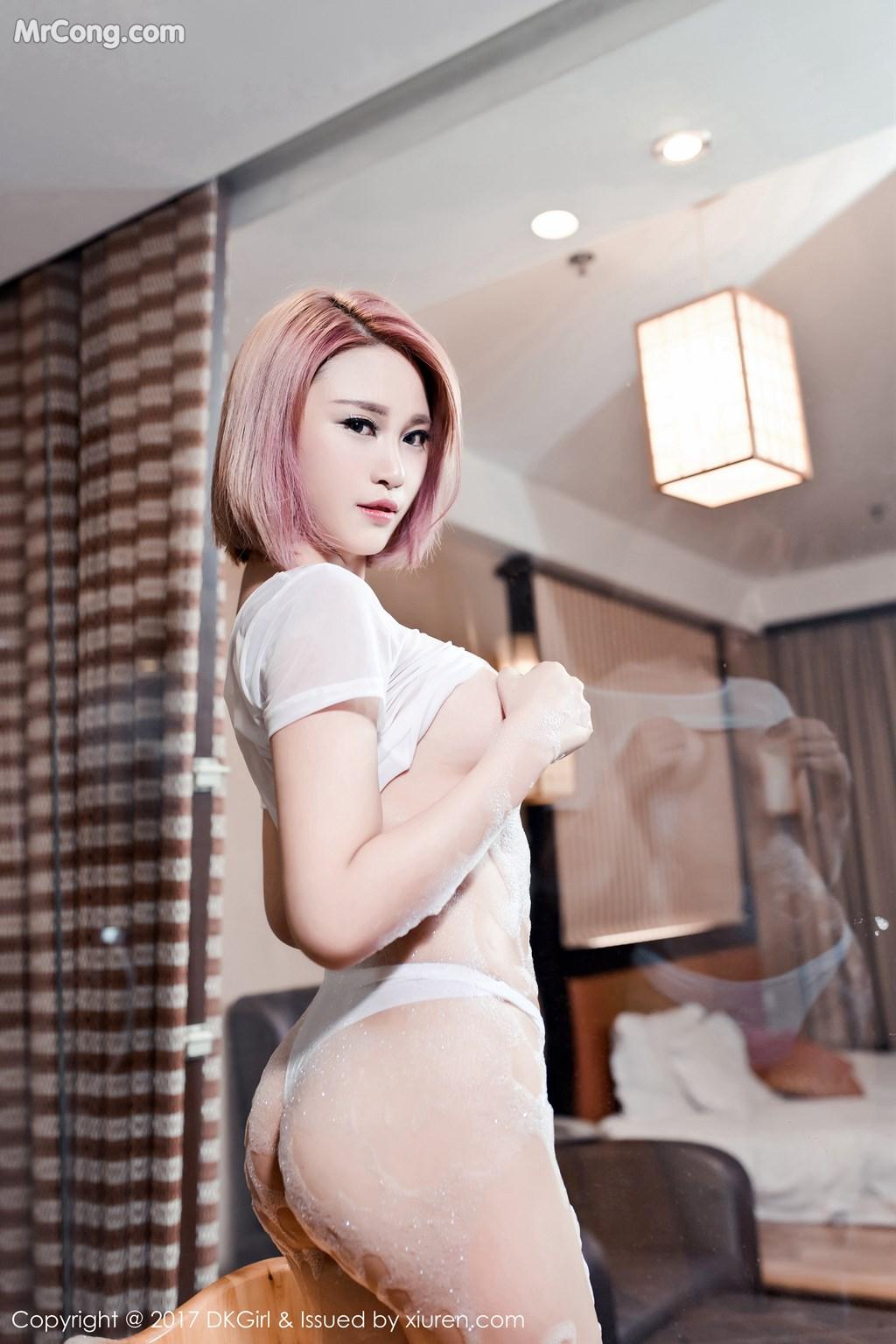 Image DKGirl-Vol.045-Meng-Bao-Er-BoA-MrCong.com-049 in post DKGirl Vol.045: Người mẫu Meng Bao Er (萌宝儿BoA) (56 ảnh)