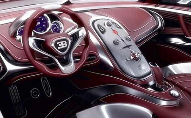 2018 Bugatti Veyron Redesign