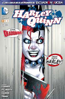http://www.nuevavalquirias.com/harley-quinn-comic-comprar.html