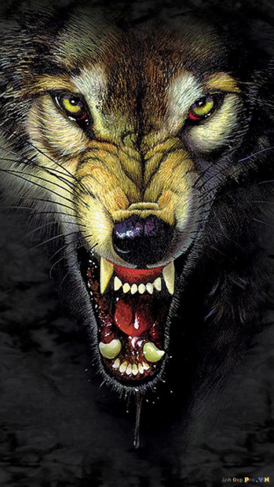герпес злой волк картинки на телефон земля