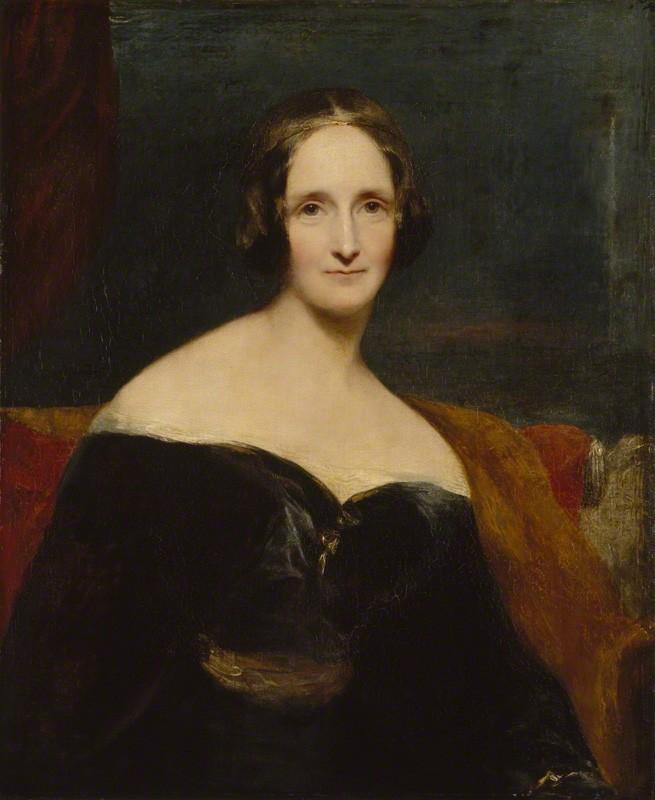 Regency History: Frankenstein's author, Mary Shelley (1797-1851)