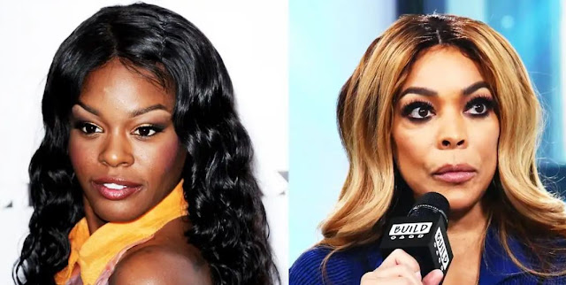 I hope you have another stroke and die – Azealia Banks to Wendy Williams
