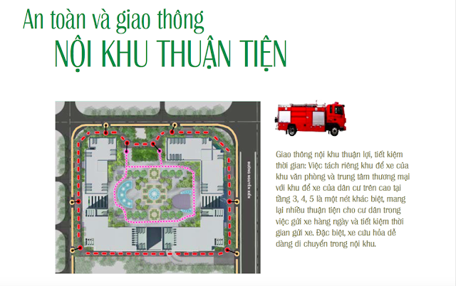 An toàn khu Eco-green city
