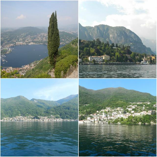 Roteiro completo - 22 dias no norte da Itália, com San Marino - Lago di Como