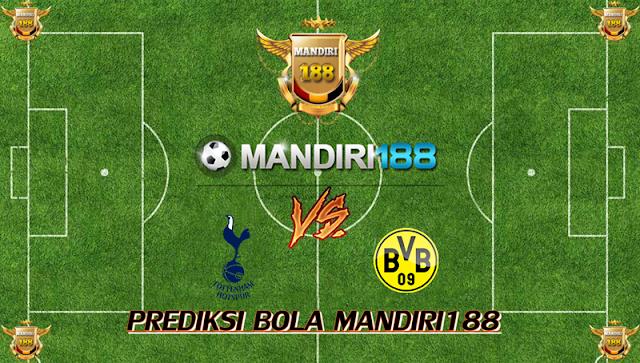 AGEN BOLA - Prediksi Tottenham Hotspur vs Borussia Dortmund 14 September 2017