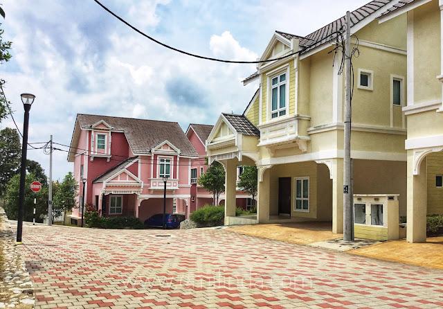 Menginap 3 Hari 2 Malam di Everia Villa, Bukit Gambang Resort City.