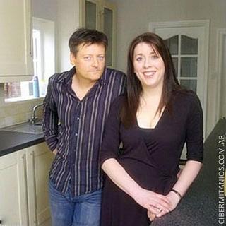 Debbie Bird (y su afortunado esposo)