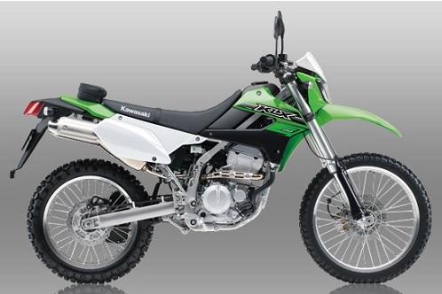 Daftar Harga Motor Kawasaki KLX