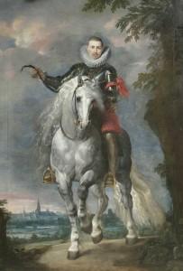 Rodrigo Calderón, valido del duque de Lerma