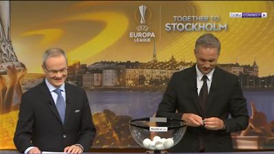 بالفيديو نتائج قرعة الدورى الاوربى  دور الستة عشر - يوروبا ليغ- دور الـ16