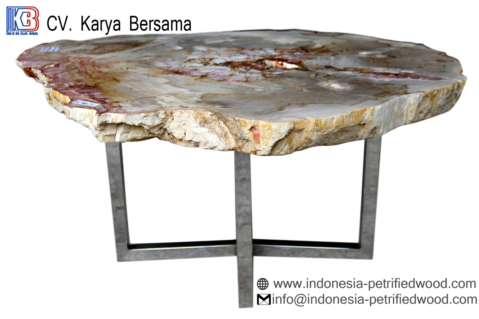 Petrified Wood Coffee Table Petrified Wood Manufacture