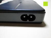 Buchse: kwmobile Universal Notebook Ladegerät Netzteil 90W und USB Anschluss, Adapter für Acer, Asus, Lenovo, Liteon, Samsung, Sony, Toshiba und weiteren