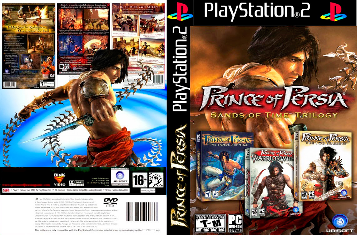 prince of persia sands of time ps2 iso download