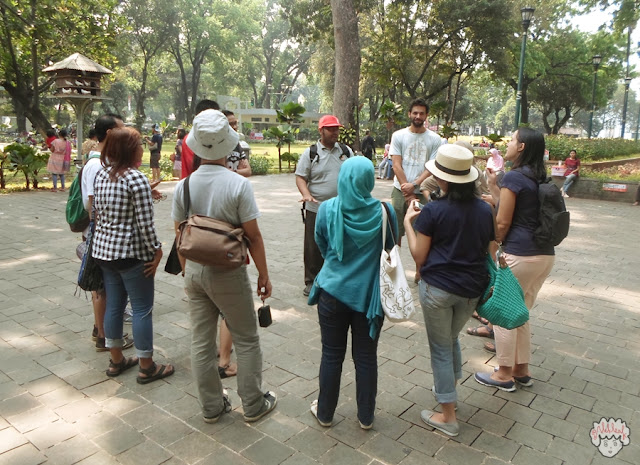 Menteng Walking Tour - Alek Kurniawan 2