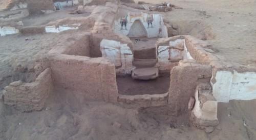 Τάφοι της ρωμαϊκής περιόδου ανακαλύφθηκαν σε όαση ερήμου στην Αίγυπτο