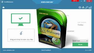 Zemana AntiMalware 2.19.2.904 Final Full Serial
