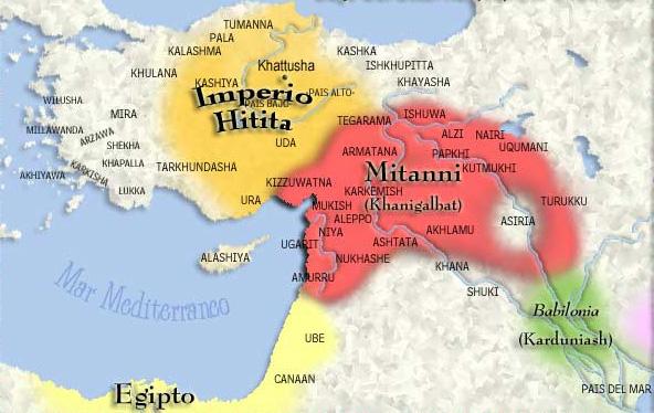 La Dispersión De Cercano Oriente Al Mundo Ii 1: EL GRAN CIELO: LA CUESTIÓN INDOARIA