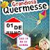 Dia 1º de Julho Acontece a Grandiosa Quermesse na Associação de Gitirana