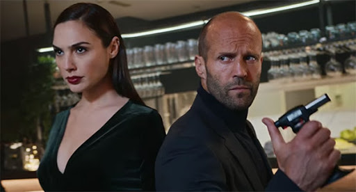 WIX Super Bowl Commercial 2017 — Jason Statham & Gal Gadot's Date Night - Hollywood Life