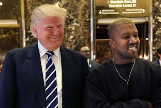 Kanye West deletes Donald Trump twitter