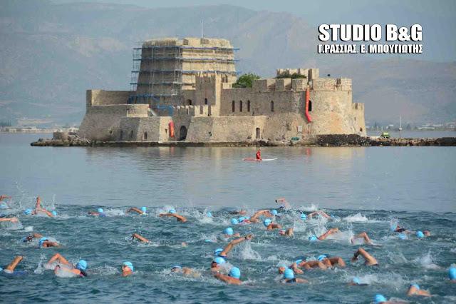 """Ρυθμίσεις από το Λιμεναρχείο Ναυπλίου για το """"Nafplio Εnergy Τriathlon 2017"""""""