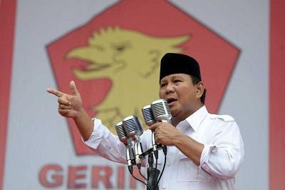 Prabowo: Banyak Pihak & Kekuatan Besar yang Inginkan Indonesia menjadi Negara Kacung