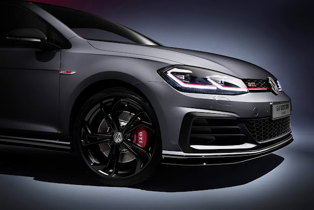 VW Golf GTI TCR 2019
