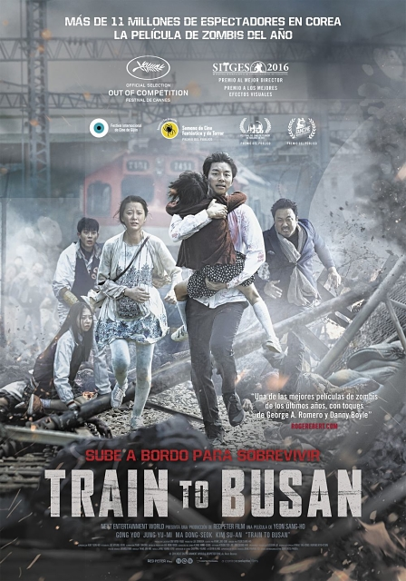 Cartel: Train to Busan (2016)