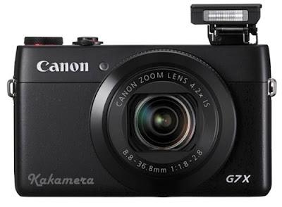 Harga Kamera Canon G7X