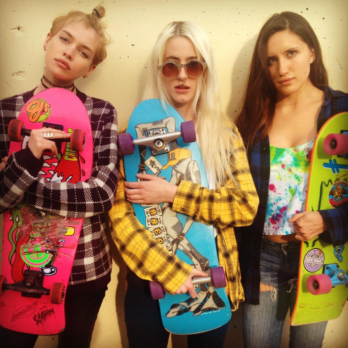 David Mushegain: California girls