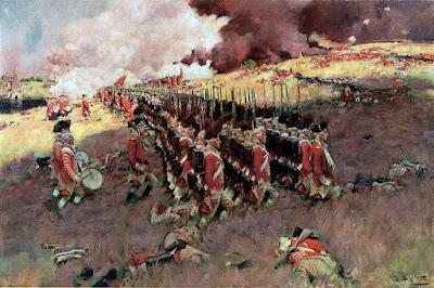 Revolusi Amerika, Pertempuran Bunker Hill