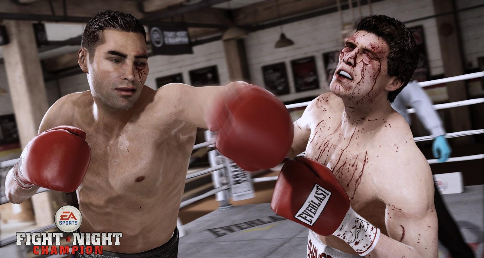 Fight night champions скачать торрент на пк