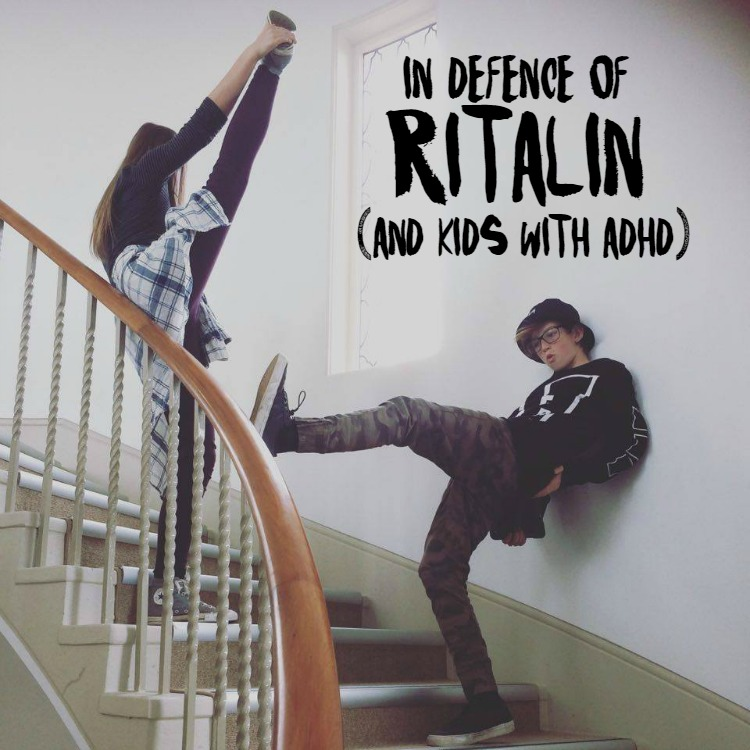 In defence of Ritalin (and kids with ADHD)