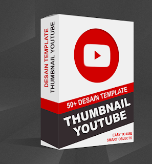 Template Thumbnail Youtube Pro
