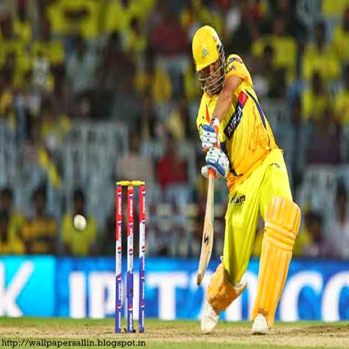 dhoni csk wallpapers