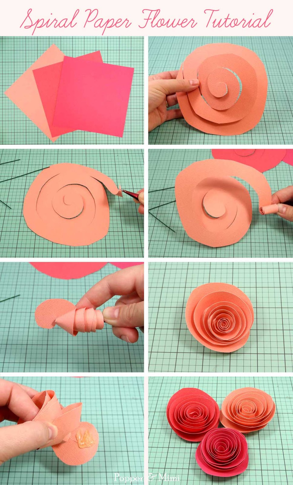 Funky how to make flowers out of construction paper pictures how to make flowers out of construction paper 3d images flower mightylinksfo