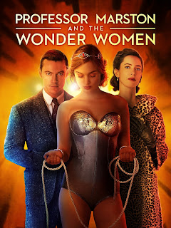 Professor Marston and the Wonder Women movie poster