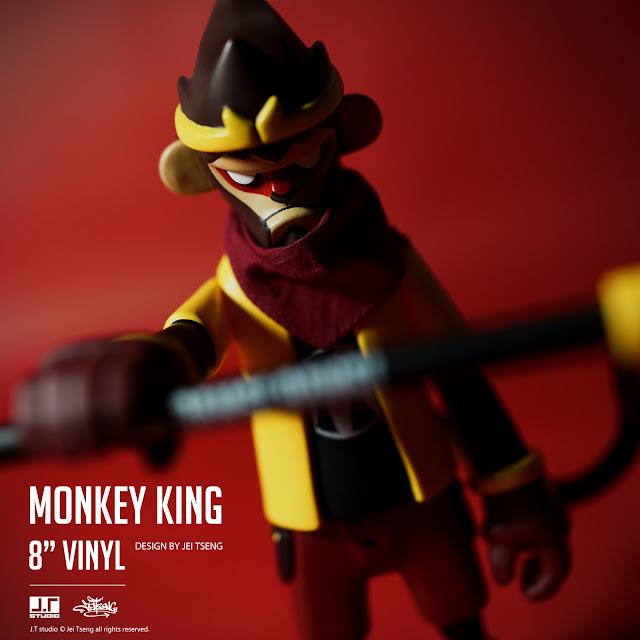 https://www.tenacioustoys.com/products/monkey-king-8-inch-vinyl-figure-by-jt-studio