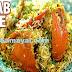 நண்டு பிரியாணி ரெசிபி | Crab Biryani Recipe !