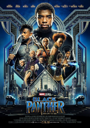Download Black Panther in Hindi