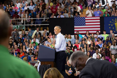 President Obama took office months into what turned out to be the worst economic crisis of our lifetimes.