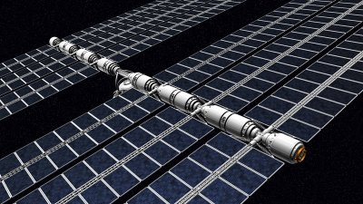 Solar-power satellite (explainingthefuture.com).
