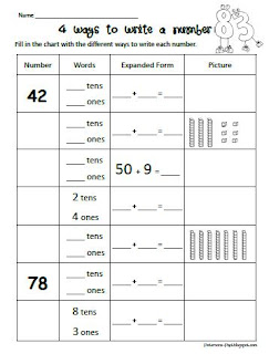 Read and write numbers in numeric form